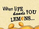 When Life Hands You Lemons Ecard Encouragement eCards