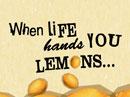 When Life Hands You Lemons Ecard Encouragement eCards