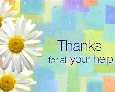 You Are Appreciated Ecard