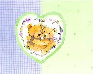 Bear Hugs for You Ecard