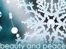Beauty and Peace for You Season's Greetings eCards