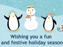 Wishing You Fun Season's Greetings eCards