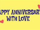 On Our Anniversary Ecard Anniversary eCards