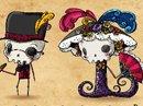 11/1 Dia de los Muertos Day of the Dead eCards