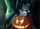 Scaredy Cat Ecard Halloween eCards