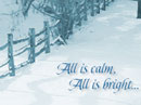 May God's Love Light Your Way Christmas eCards