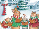 The Wassail Song Christmas eCards