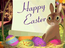 Down the Rabbit Hole Easter eCards