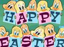Easter Chicks Easter eCards