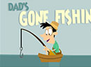 Gone Fishing Game Father's Day eCards