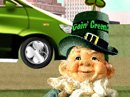 Song: When Hybrid Cars are Driving St. Patrick's Day eCards