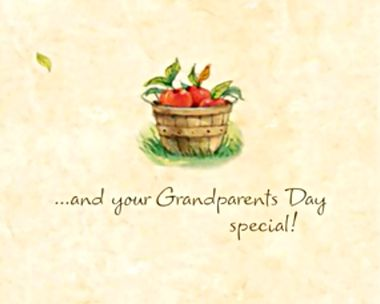 Have a Special Grandparents Day Ecard