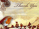 Thankful for You Reply Card Thank You eCards