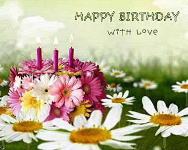 Happy Birthday<br>With Love
