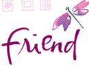 Glad Were Friends Kathy Davis Ecard
