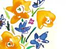 Peace, Hope, Happiness Kathy Davis Ecard Easter eCards