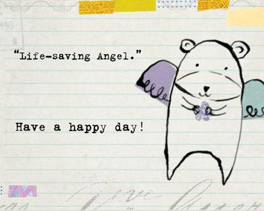 Life-Saving Angel