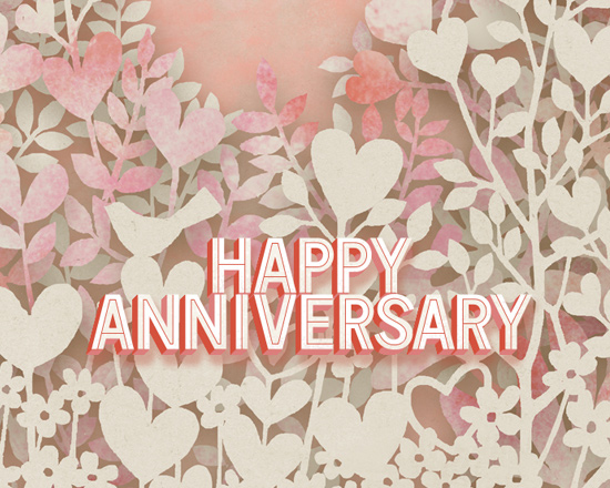 So Much Love Anniversary ECard