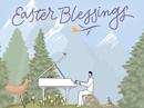 Sending Easter Blessings Easter eCards