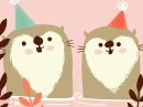 Otterly Amazing Birthday Birthday eCards