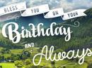 Birthday Blessing Poem Birthday eCards