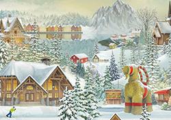 Nordic Advent Calendar $5.00 purchase