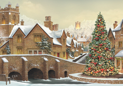 Cotswold Advent Calendar $5.00 purchase