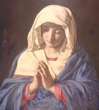 The Virgin Mary
