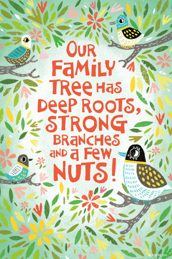 our family tree quote have a nice day ecard blue mountain ecards