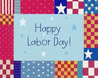 Labor day<br>9/7/20