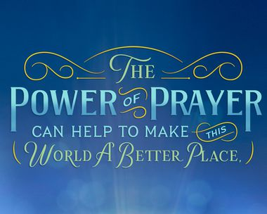 National Day of Prayer 5/7