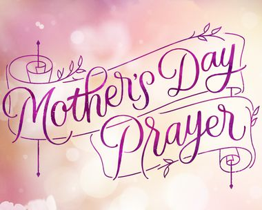 Mother's Day Prayer Ecard