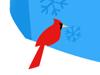 Snowbirds  -- Free Animal, Screensavers from American Greetings