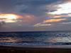 Ocean Slumber  -- Free Beach, Nature Desktop Wallpapers from American Greetings