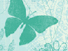 Butterflies and Flowers  -- Free Trendy, Desktop Wallpapers from American Greetings
