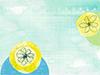 Flower Circles  -- Free Simple, Desktop Wallpapers from American Greetings