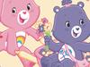 Floweriffic!  -- Free Care Bears, Desktop Wallpapers from American Greetings