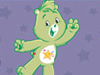 Here Comes Oopsy Bear  -- Free Care Bears, Desktop Wallpapers from American Greetings