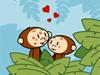 Jungle Love  -- Free Love, Desktop Wallpapers from American Greetings