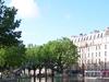 Scene from Paris  -- Free Simple, Desktop Wallpapers from American Greetings