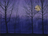 Haunted Forest  -- Free Halloween, Holiday Desktop Wallpapers from American Greetings