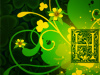 Shamrocks Galore!  -- Free St. Patricks Day, Holiday Desktop Wallpapers from American Greetings