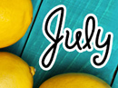 July Poem July eCards