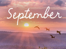 September Poem September eCards