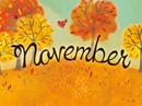 November Poem November eCards