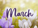 March Poem March eCards