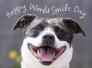 World Smile Day 10/5/18 October eCards