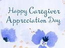 Caregiver Apprec. Day 11/13/17 Holidays eCards