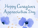 Caregiver Apprec. Day 11/13/18 Holidays eCards