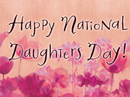National Daughters Day 9/22 Seasons eCards